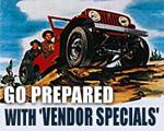 Vendor Specials