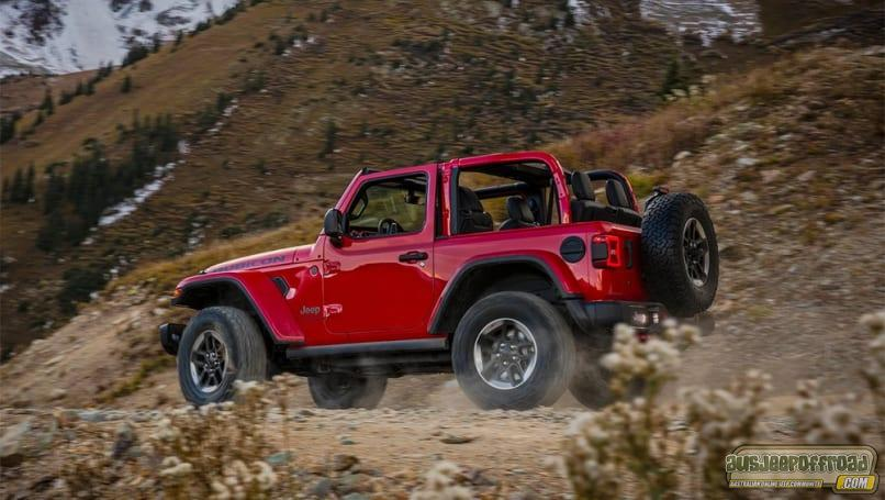 Official Jeep Wrangler JL Australian launch pushed back to Q1 2019