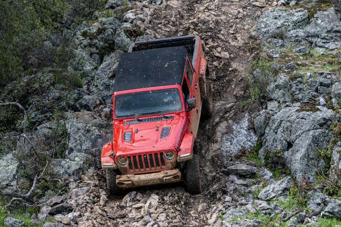 <br /> 2020 Jeep Gladiator Australia