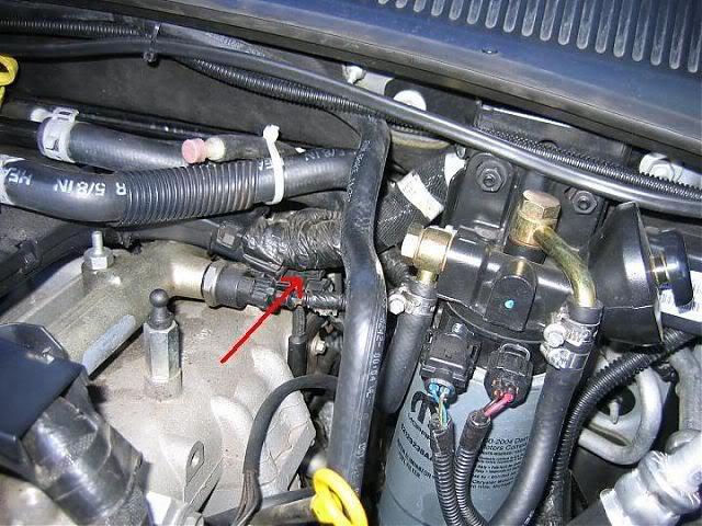 Kj Crd Diesel Owners Faq Ausjeepoffroad Ajorrhausjeepoffroad: 2007 Jeep Jk Egr Valve Location At Elf-jo.com
