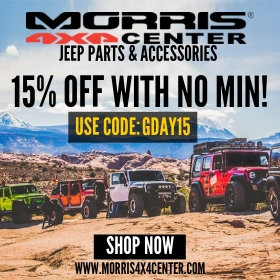 Australia Day Jeep Sale Morris 4x4